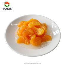 Canned fresh mandarin orange
