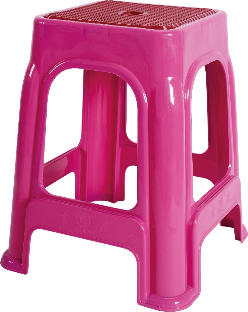 Cheap Plastic Stacking Stool CH-1116