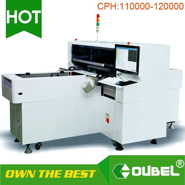 OUBEL SMT LED pick and place machine,high speed led chip mounter