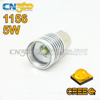 Factory price high quality 5W 12V 24V BA15S 1156 best led car lamp for all brand of cars
