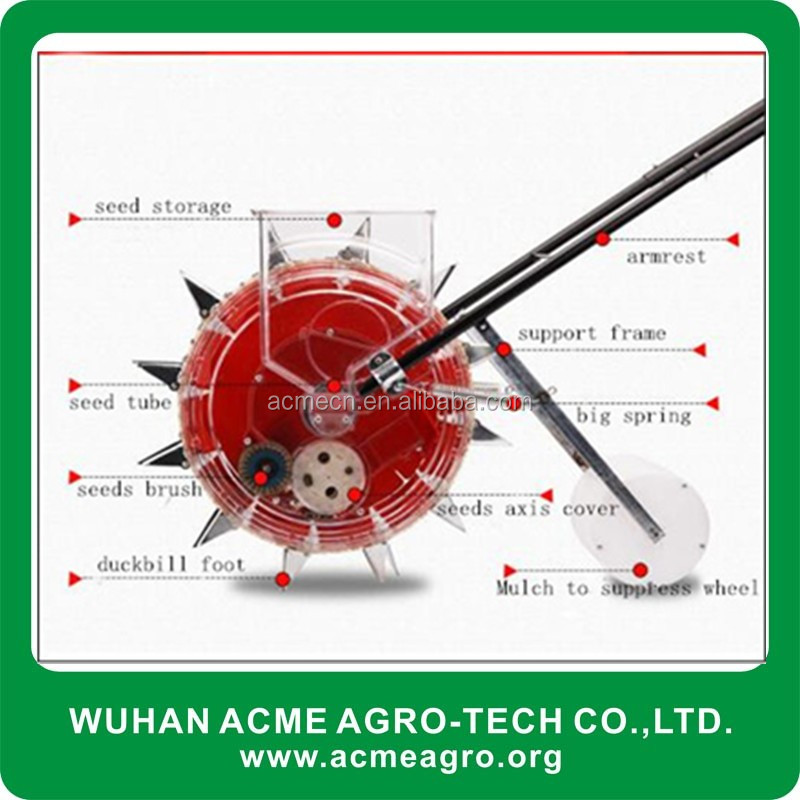 ACME cheap Planter,seeder,for kinds of seeds hand corn seeder machine