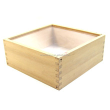 Clear lid wooden gift boxes ,wooden gift boxes,wooden box