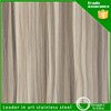 Hot Selling 304 Decorative Laminate Sheet Stainless Steel for Kitchen Cabinet