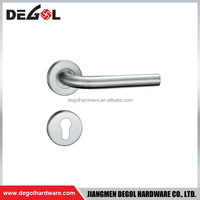 high quality sliding galvanized door handle