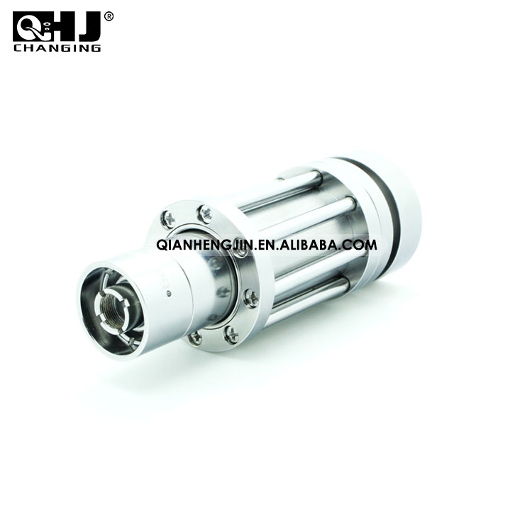 2014 Hot Sale Stainless Steel E Cig Gatling G1 Battery with Tube Bottom ON/OFF