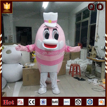 Fashion funny adult mascot dolphin costume
