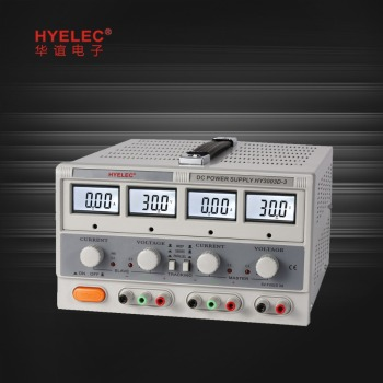 HYELEC HY3003D-3 0-30V/0-3A DC POWER SUPPLY
