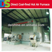 Direct Coal-fired Hot Air Furnace