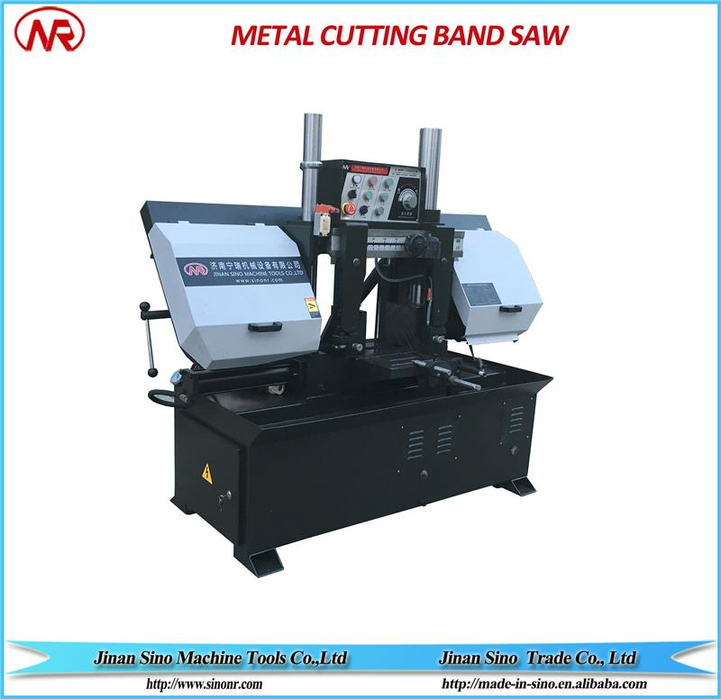 GZ-4230 easy blade speed change new product machinery horizontal saw cutting iron mechanical