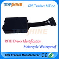 Topshine Global internet tracking device monitor fuel consumption GPS tracker MT100 for fleet management