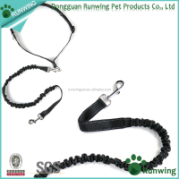 Lightweight Comfortable Adjustable Hands Free Dog Leash for Running Jogging Hiking or Walking
