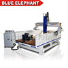 best sale 4 axis cnc engraving machine 1325 wood router with factory price