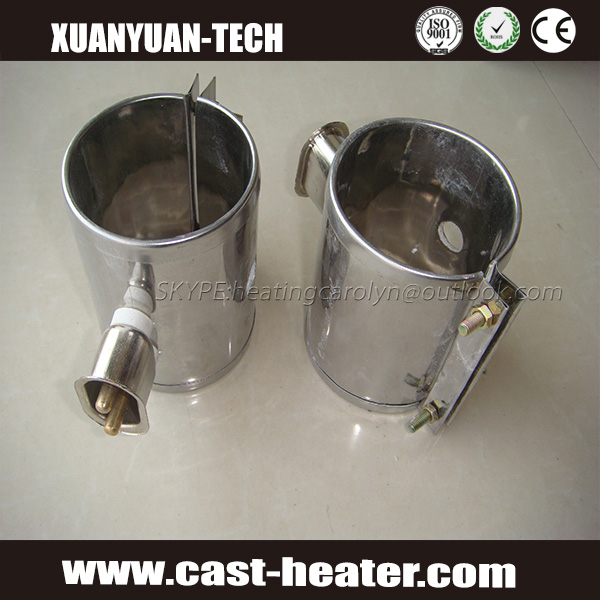 SUS Mica heating element,mica band heater