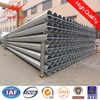16m steel utility pole power line pole For 33kv transmission line steel pole tower