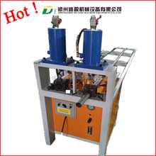 2017 Automatic Hydraulic Stainless Steel CNC Hole Tube Pipe Punching Machine
