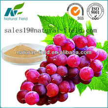 Sample can be offered organic grape seed