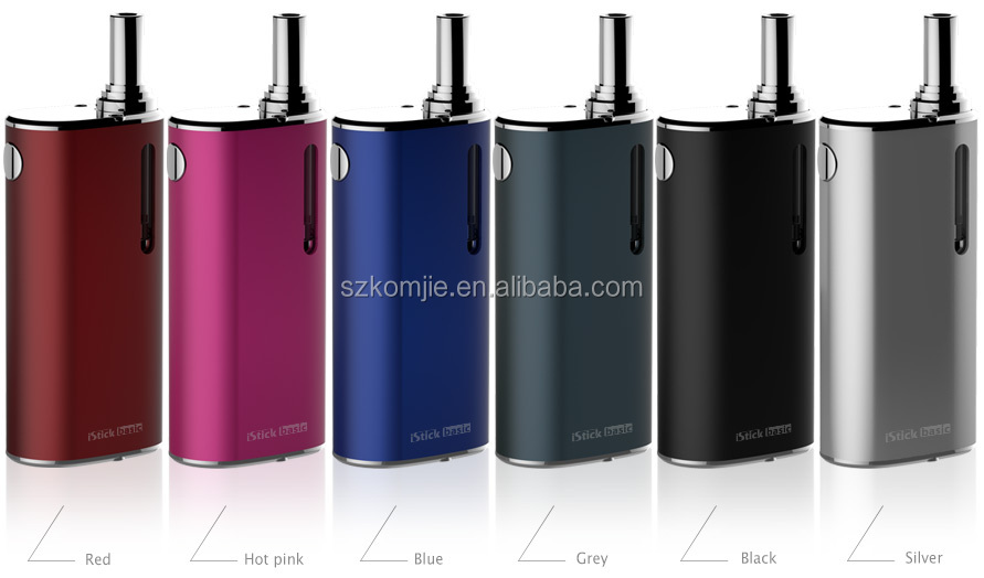 Original eleaf E cig iStick Basic starter Kit purple