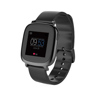 2017 APPSCOMM Smart Watch Heart Rate Monitor Sport Wristwatch with Microphone and Loudspeaker