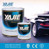 China Manufacturer Tinting System Purple Blue Glitter Strong Resilience Performance Easy Coat Car Paint