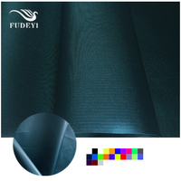 600D cordura 100% polyester twill fabric with uly coating
