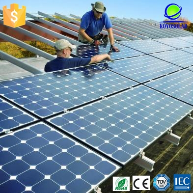 high conversion rate polycrystalline 250w solar modules pv panel