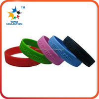 Fashion Accessory PVC Slap Bracelet Hot