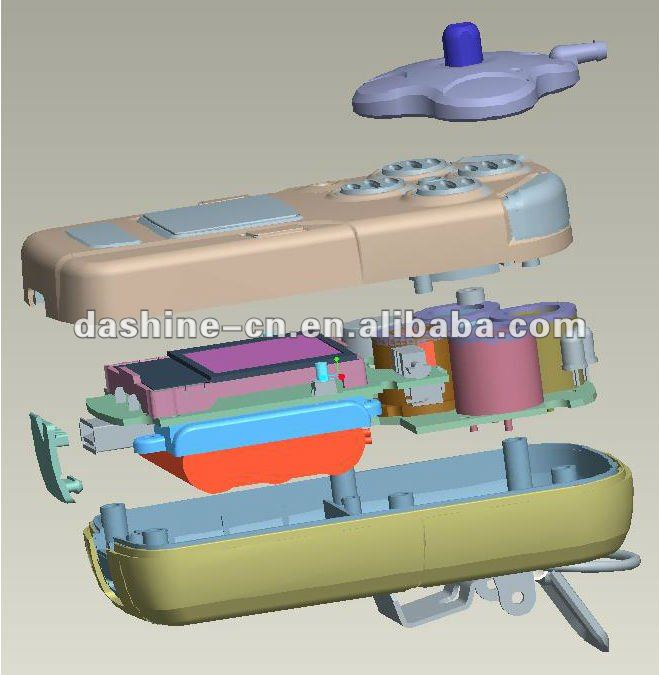 Provide electrical product design service and manufacture