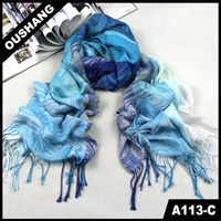 A113-C New Women Autumn Warm Scarf Wrap