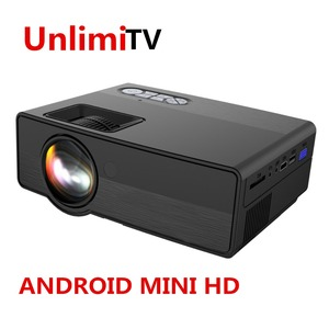 [Hot-selling] Most popular mini pocket pico digital multimedia android HD wifi lcd led home theater projector proyector