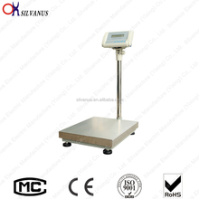 High precision 600kg electronic bench platform scale