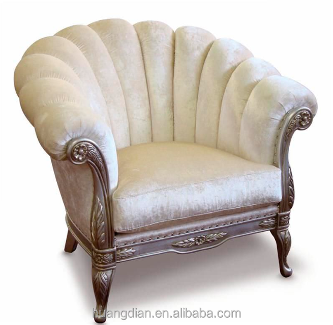 Antique turkish single seat sofa design bedroom furniture for Single seats for living room