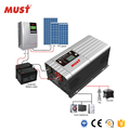 HOT Low Frequency inverters off grid solar inverter 2kw 3kw 4kw 12v 24v 48v with ac charger 3000W inverters
