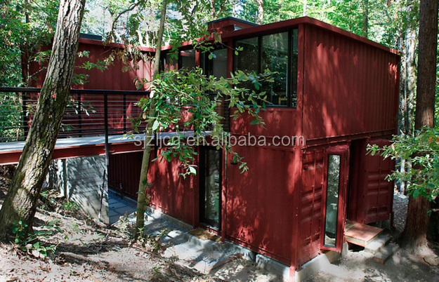 China supplier Prefab modular container house,container home , used as hotel ,office