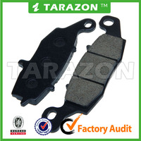 semi-metallic motorcycle brake pads for street bikes and racing bike