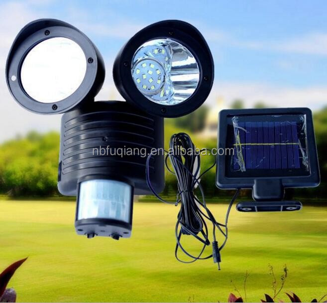 solar emergency garden light/led street light solar