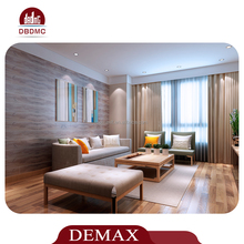 5.0mm Pvc Plank /wood Color Pvc Flooring Used For Hotel, High Quality Click