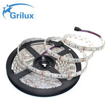 pixel 5v individually control programmable strip ws2818b addressable rgb led strips with great price