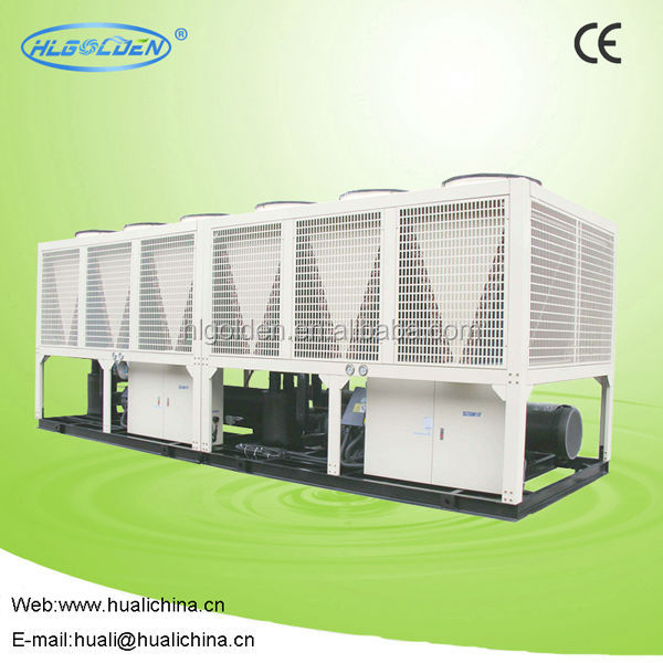 High quality factory price screw-type air cooled chiller