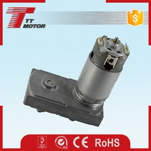 Electric gear high torque 12v dc motor 200rpm