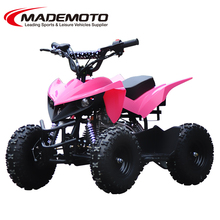 Electric Start pocket cheap kids 50cc quad atv 4 wheeler