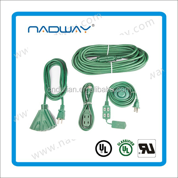UL Nadway extension leads with fuse