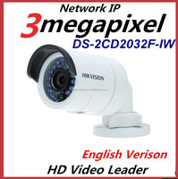 Hikvision DS-2CD2032F-IW 3MP Bullet IR Viewerframe Mode Network IP Camera Wireless Outdoor Surveillance Camera
