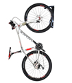 2016 new arrive GUB 200C bike wall rack, parking on the wall