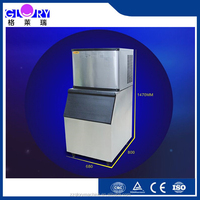 Restaurant Commercial Half Dice Used Ice Machines For Sale/ Mini Ice Cube Machine/ Dry Ice Blasting Machine