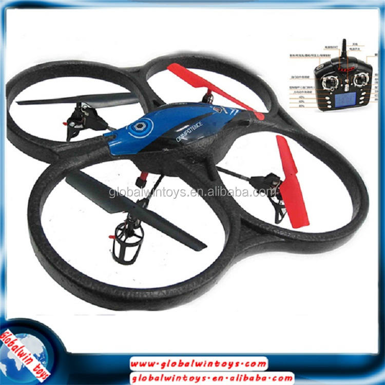 2016 Holiday Gift Flying Soccer Helicopter RC UFO Spinning Top