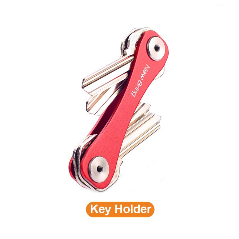 Healthcabin chinese supplier New-Bring Compact Key Holder and Keychain Organizer (Extended)