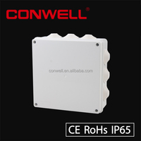 plastic electrical PVC cable box panel meter box
