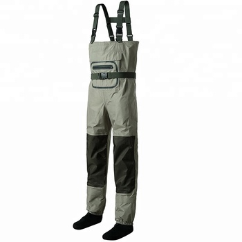 Top Quality Mens Stockingfoot Fly Fishing Wader Breathable Wader