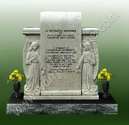 Marble & Granite Germany Tombstone