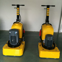 Floor Polisher Grinder / Concrete Polishing Grinding Machine Resurfacing